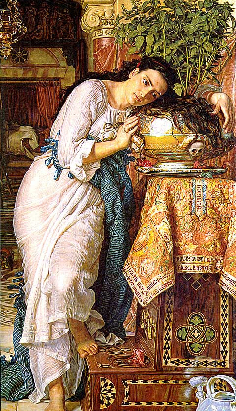 W. Hollman-Isabella and The Pot