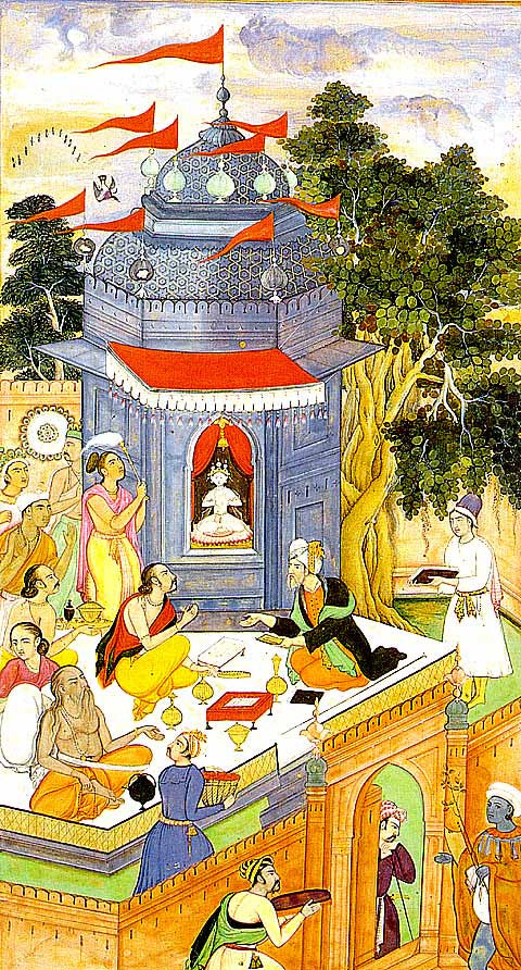 Unknown Artist-Sadi And The Idol Of Sumnath