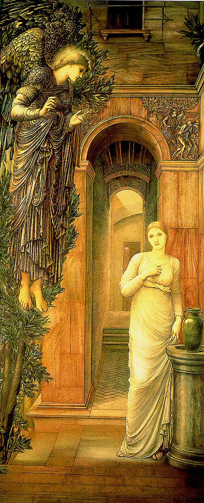 Burne Jones-Annunciation
