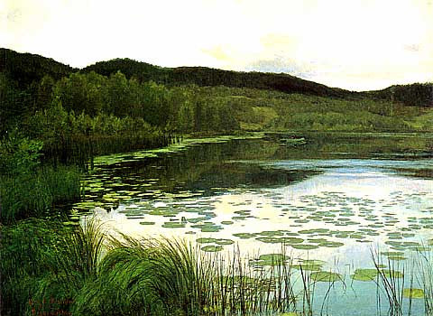 Kielland-Summer Night