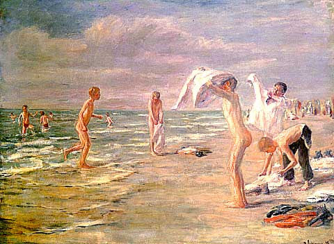 Libermann-Bathers