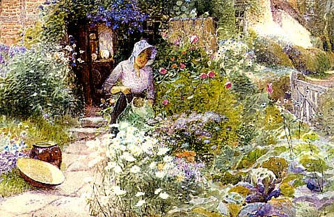 Thomas McKay-In The Garden