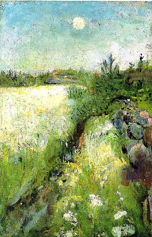 Munch-Flowering Meadow