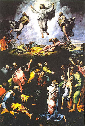 Raphael-The Transfiguration