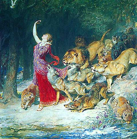 Briton Riviere-Protection