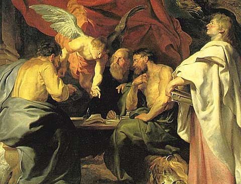 Peter Paul Rubens-The Four Evangelists