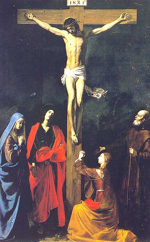 Tournier-The Crucifixion