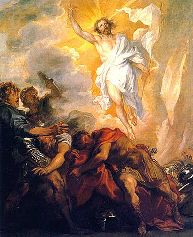 Van Dyck-The Resurrection of Christ