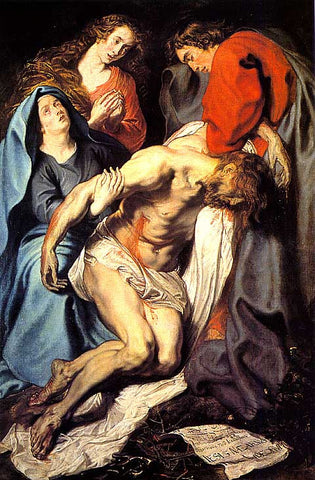 Van Dyck-The Lamentation