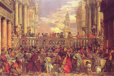 Veronese Paolo-The Marriage at Cana