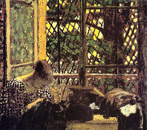 Edouard Vuillard-Woman Sewing