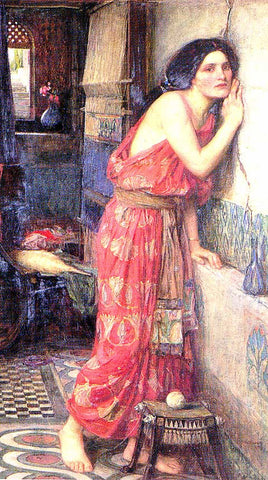 John William Waterhouse-This be
