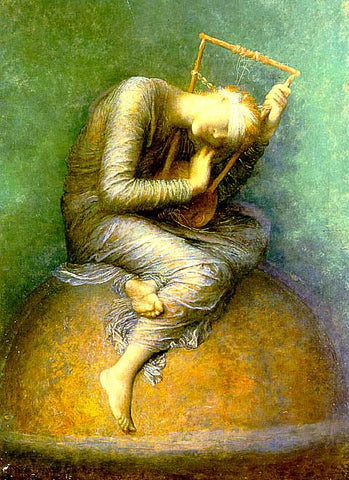 George Frederic Watts-Hope