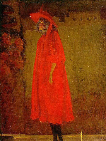 James Whistler-Miss Minnie Cunningham