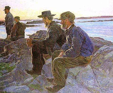 Wilhelmson-On The Rocks