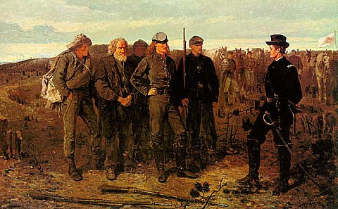 Winslow Homer-Prisoners From The Front