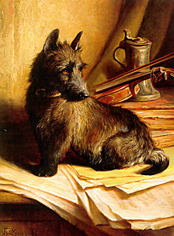 W. Marshall-Scottish Terrier