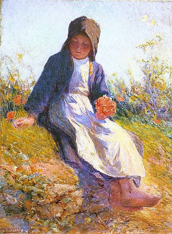 Edward Potthast-Sunshine