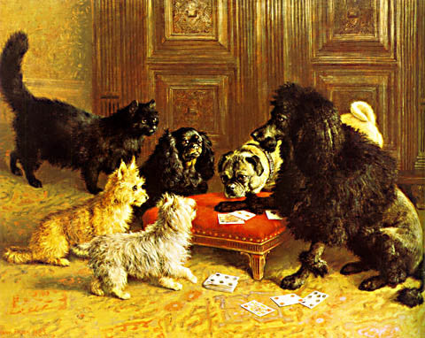 G. Paton-The Card Game