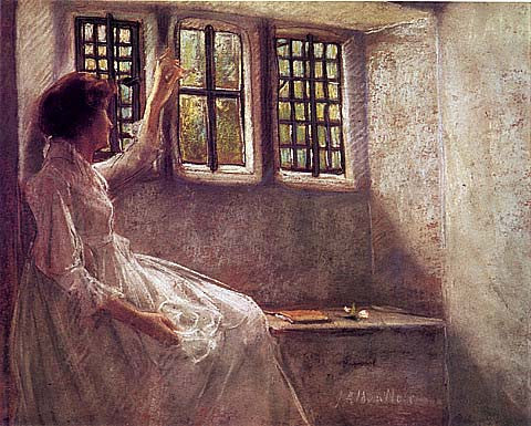 Alden Weir-The Windowseat