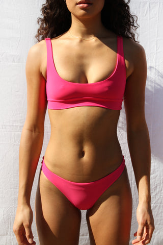 ST. TROPEZ PINK BOTTOM