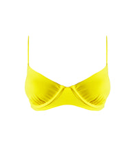 PIA CANARY YELLOW TOP