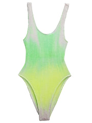 SIERRA LEMON LIME SWIMSUIT - PREORDER