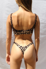 JAGGER LEOPARD BOTTOM