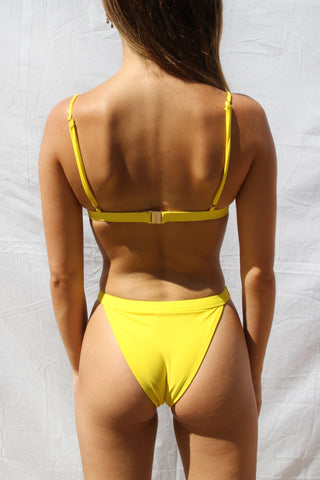 MIAMI CANARY YELLOW BOTTOM