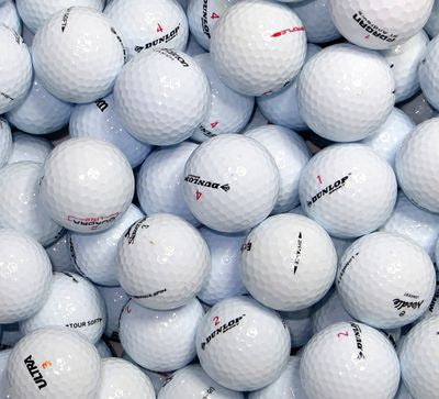 100 Dimples Quality Mix Golf Ball Busters