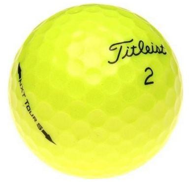 Titleist NXT Tour S - Yellow