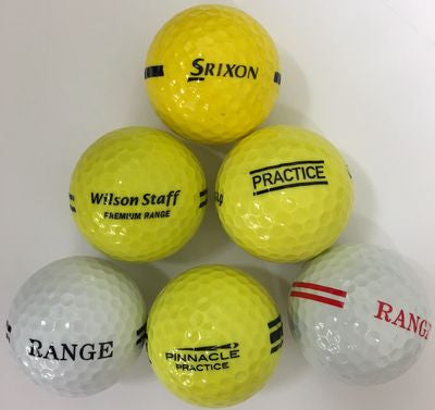 Range Ball Mix - 100