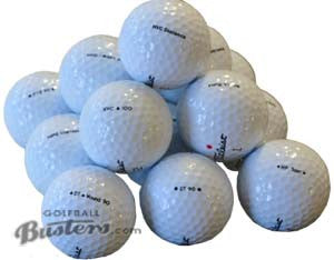 100 Titleist Quality Mix