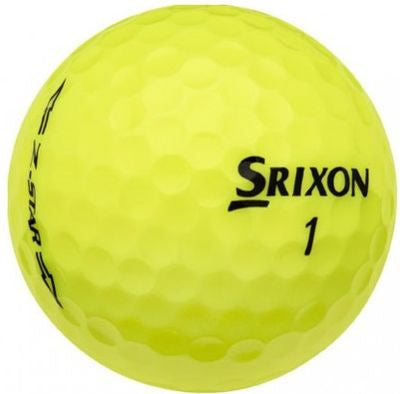 Srixon Z-Star Tour Yellow