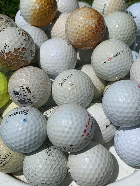 50 Paddock Ball Mix