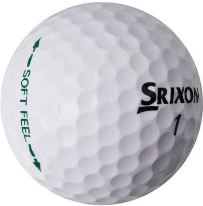 Srixon Soft Feel White