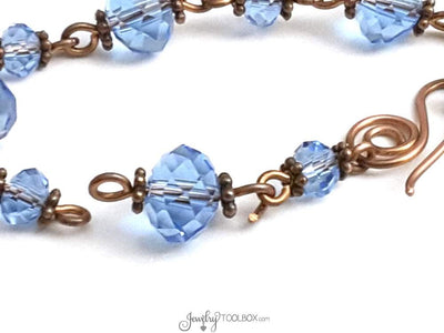 How to Make Rosary Style Chains