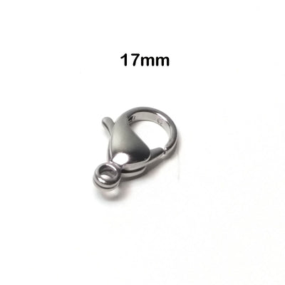 17mm lobster clasp
