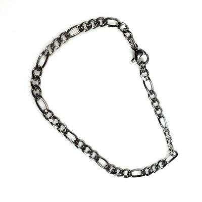 5.5mm Figaro Chain, Lot Size 30 Feet, #1975