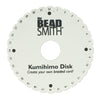 Kumihimo Disk, 6 Inches, 3/8 Inch Thick, 35mm Hole, #604