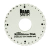 Kumihimo Disk, 4.25 Inches, 3/8 Inch Thick, 35mm Hole, #603