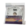 Kumihimo Disk with Instructions, Double Density, 64 Slots, 6 Inches, 20mm Thick, 35mm Hole, #664