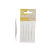 Big Eye Needles, 2 1/8 Inches, Card of 4 Needles, LE2-4