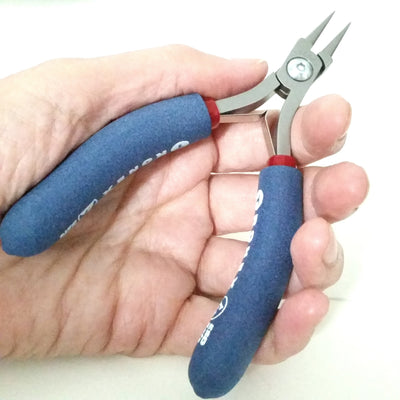 Tronex Round Nose Pliers, Short Jaw, Standard Handle,  #532