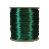 Dark Green Rattail, 1mm, Size #0, 70 Yard Spool, USA Made, RTDG0