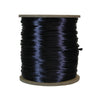 Navy Rattail, 1mm, Size #0, 70 Yard Spool, USA Made, RTNA0