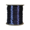 Royal Blue Rattail, 1mm, Size #0, 70 Yard Spool, USA Made, RTRB0