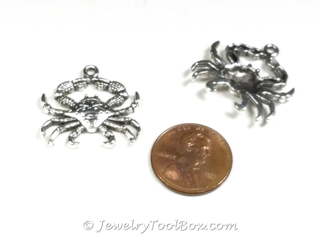 Over 100 John 316 charms pewter lead free cadmium free pewter charms silver color lot of 12 25 50 pieces add stainless steel 5mm jump rings