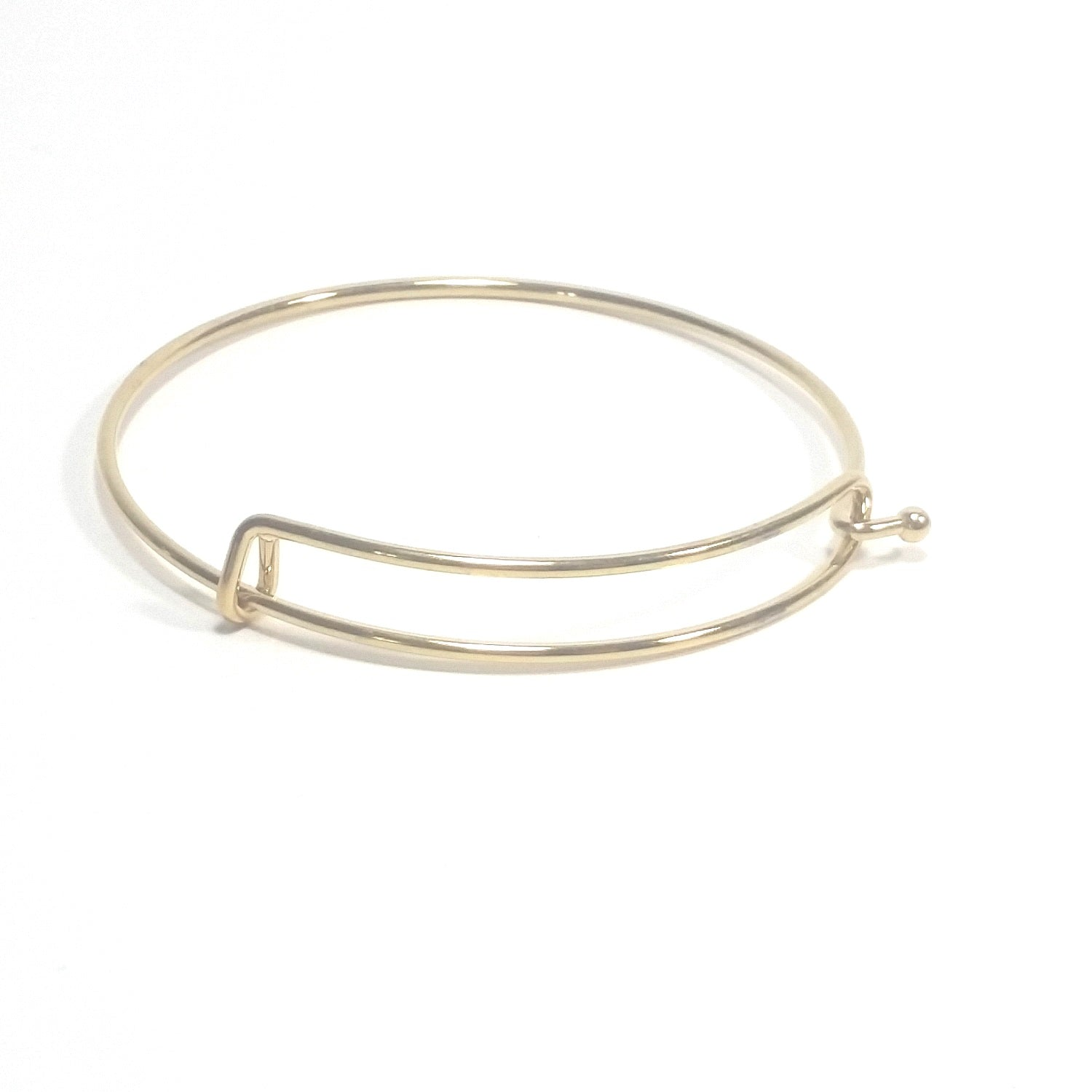 product watches overstock karat bangle today shipping jewelry bangles yellow bracelets gold free