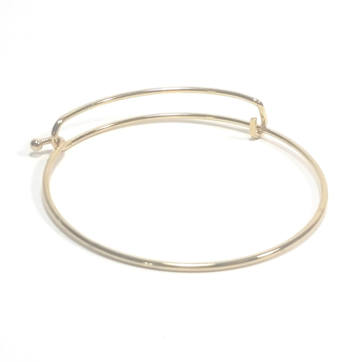 man thin filled jewelry il gold men adjustable expandable zoom wire woman bangles minimalist circles listing with bracelet ca manwoman bangle fullxfull
